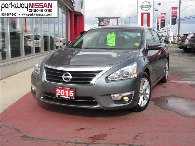 2015 Nissan Altima 2.5 SL (Stk: N1354) in Hamilton - Image 1 of 23