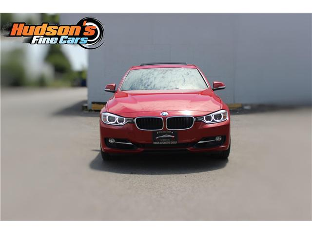 2014 BMW 328i xDrive (Stk: 82102) in Toronto - Image 2 of 20