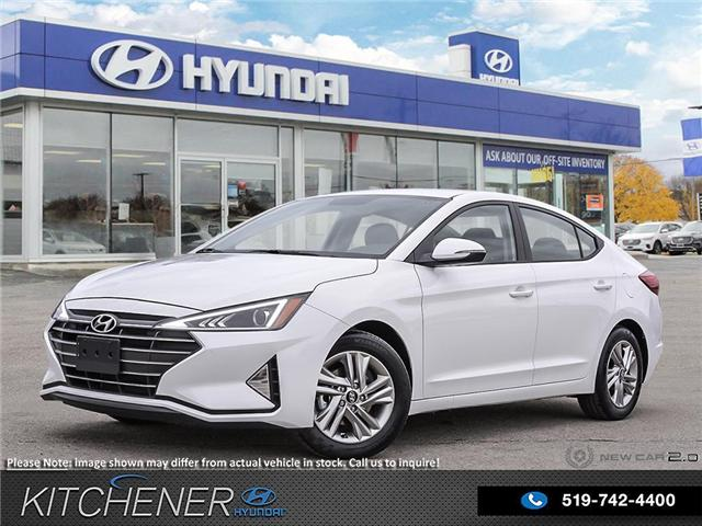 2019 Hyundai Elantra Preferred (Stk: 58551) in Kitchener - Image 1 of 23