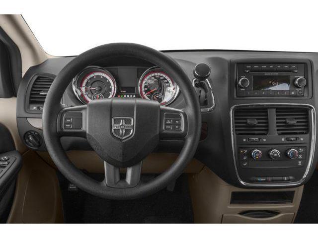 2019 Dodge Grand Caravan CVP/SXT (Stk: K612378) in Abbotsford - Image 4 of 9