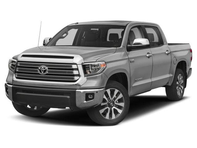 2019 Toyota Tundra Platinum 5.7L V8 (Stk: 19128) in Brandon - Image 1 of 9