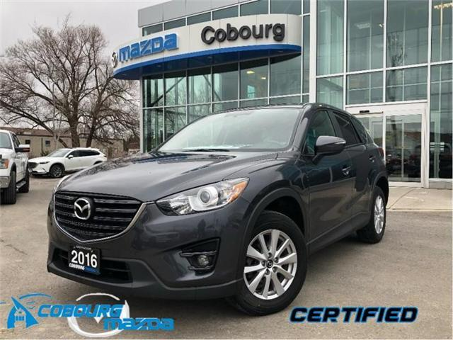 2016 Mazda CX-5 GS (Stk: 18433A) in Cobourg - Image 1 of 24