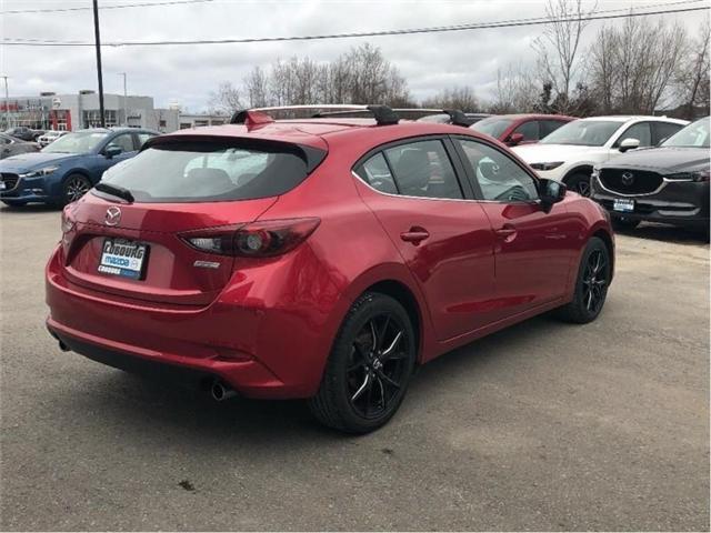 2017 Mazda Mazda3 GT (Stk: 19047A) in Cobourg - Image 5 of 9