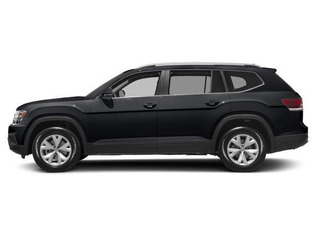 2019 Volkswagen Atlas 3.6 FSI Highline (Stk: VWTF1738) in Richmond - Image 2 of 8