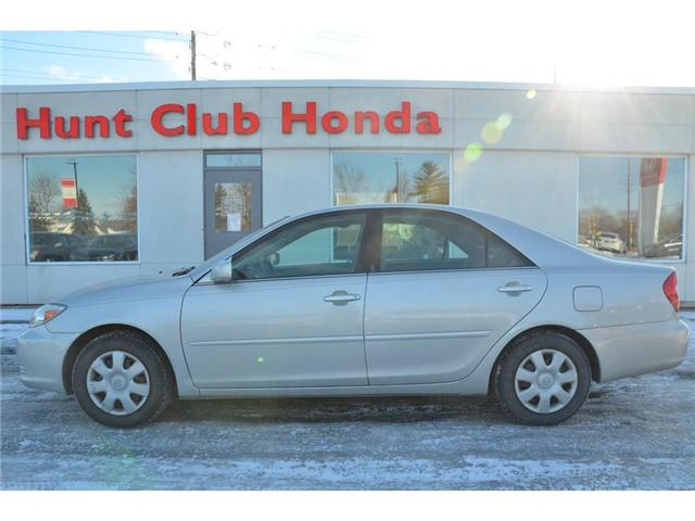 2004 Toyota Camry  (Stk: Z00225A) in Gloucester - Image 1 of 10