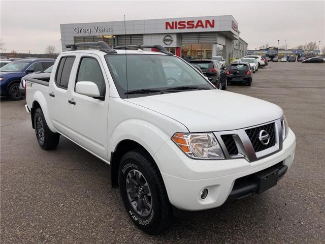 2018 Nissan Frontier PRO-4X (Stk: P2540) in Cambridge - Image 1 of 28