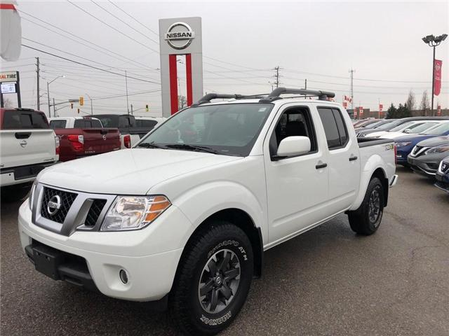2018 Nissan Frontier PRO-4X (Stk: P2540) in Cambridge - Image 2 of 28
