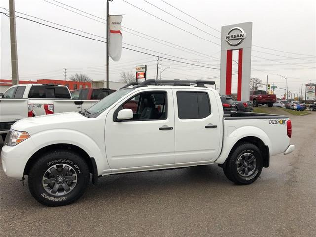 2018 Nissan Frontier PRO-4X (Stk: P2540) in Cambridge - Image 3 of 28