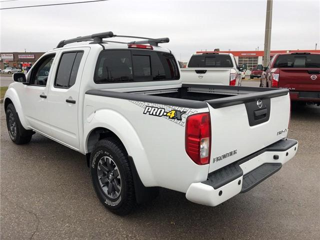 2018 Nissan Frontier PRO-4X (Stk: P2540) in Cambridge - Image 4 of 28