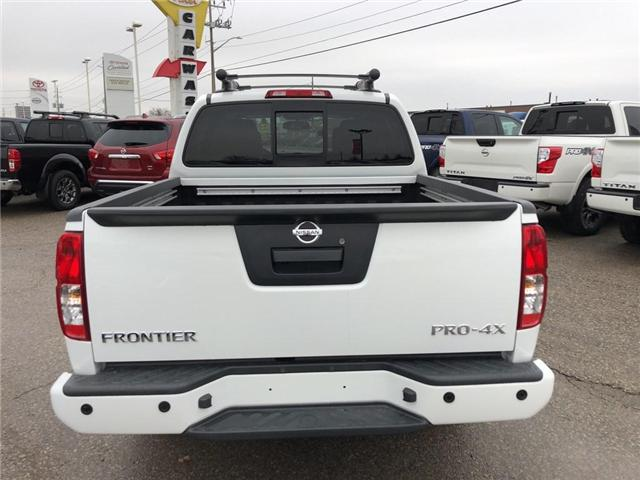 2018 Nissan Frontier PRO-4X (Stk: P2540) in Cambridge - Image 5 of 28