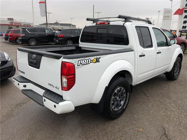 2018 Nissan Frontier PRO-4X (Stk: P2540) in Cambridge - Image 6 of 28