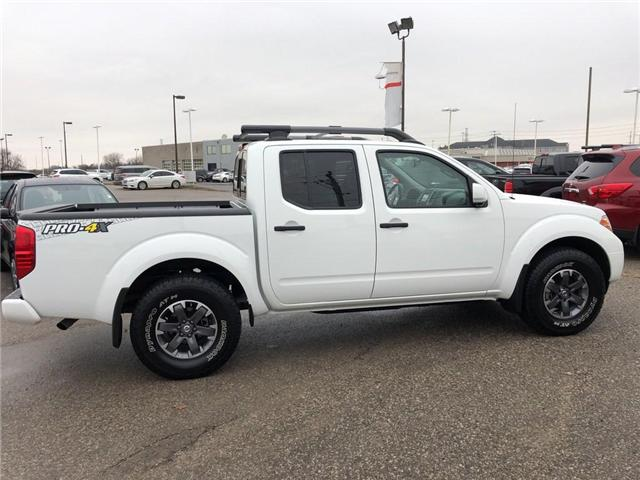 2018 Nissan Frontier PRO-4X (Stk: P2540) in Cambridge - Image 7 of 28