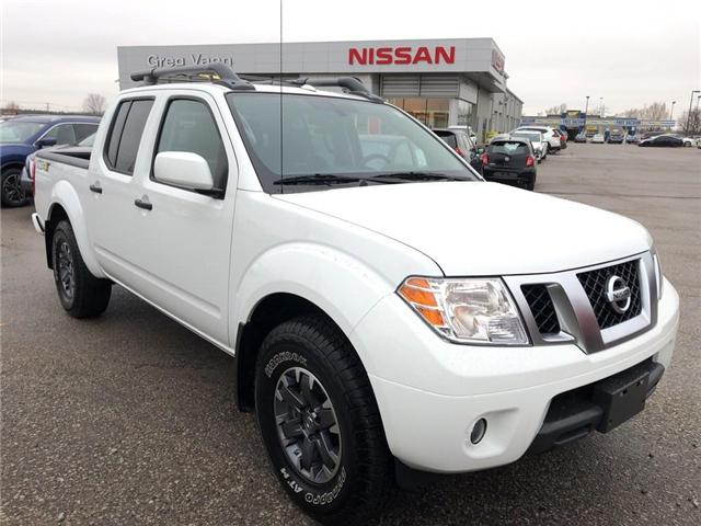 2018 Nissan Frontier PRO-4X (Stk: P2540) in Cambridge - Image 8 of 28