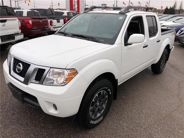 2018 Nissan Frontier PRO-4X (Stk: P2540) in Cambridge - Image 10 of 28