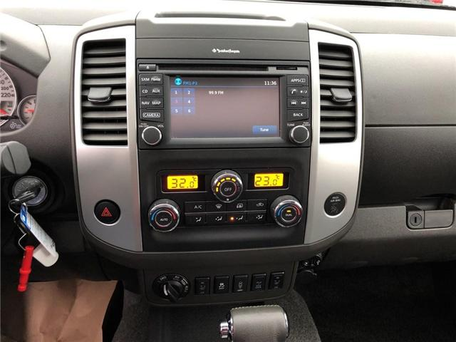 2018 Nissan Frontier PRO-4X (Stk: P2540) in Cambridge - Image 20 of 28