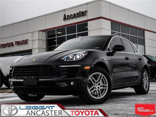 2015 Porsche Macan S (Stk: 18682A) in Ancaster - Image 1 of 22