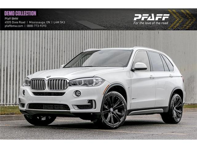 2018 BMW X5 xDrive35d (Stk: PR21454) in Mississauga - Image 1 of 12
