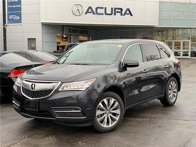 2016 Acura MDX Navigation Package (Stk: 3920) in Burlington - Image 2 of 30