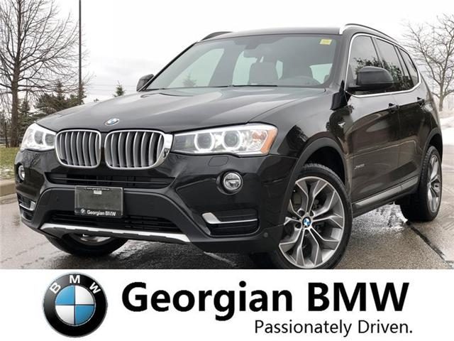 2016 BMW X3 xDrive35i (Stk: B19065-1) in Barrie - Image 1 of 21