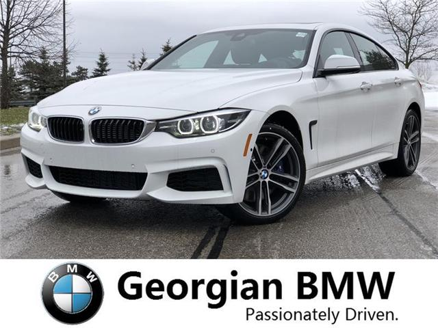 2019 BMW 440i xDrive Gran Coupe  (Stk: B19034) in Barrie - Image 1 of 21