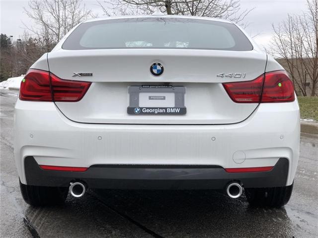 2019 BMW 440i xDrive Gran Coupe  (Stk: B19034) in Barrie - Image 7 of 21