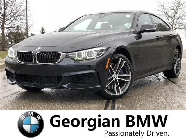 2019 BMW 440i xDrive Gran Coupe  (Stk: B19063) in Barrie - Image 1 of 20