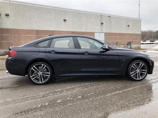 2019 BMW 440i xDrive Gran Coupe  (Stk: B19063) in Barrie - Image 9 of 20