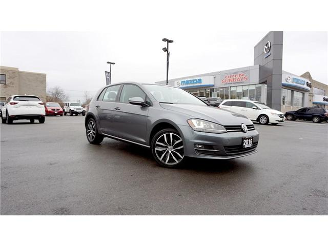 2016 Volkswagen Golf  (Stk: HN1851A) in Hamilton - Image 2 of 30