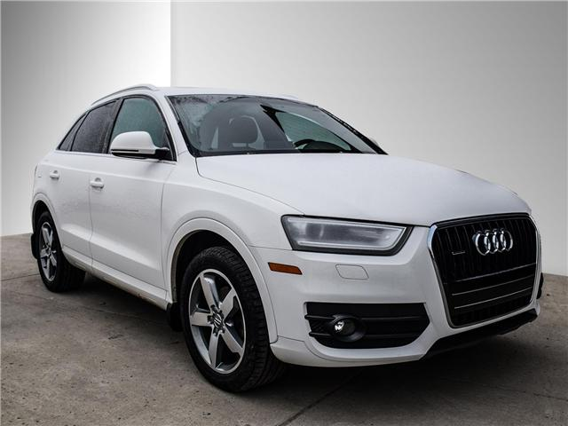 2015 Audi Q3 2.0T Progressiv (Stk: U0728) in Calgary - Image 1 of 25