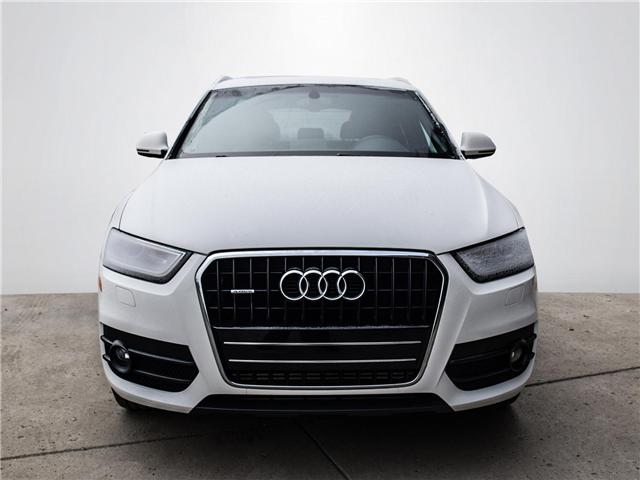 2015 Audi Q3 2.0T Progressiv (Stk: U0728) in Calgary - Image 2 of 25