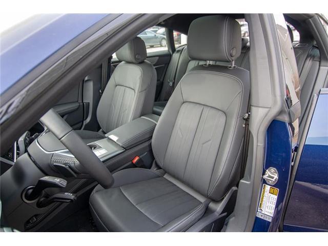 2019 Audi A7 55 Technik (Stk: N5030) in Calgary - Image 4 of 14