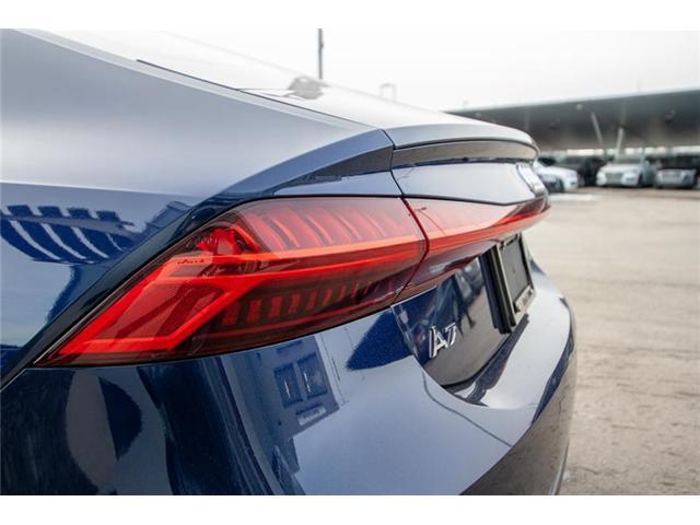2019 Audi A7 55 Technik (Stk: N5030) in Calgary - Image 13 of 14