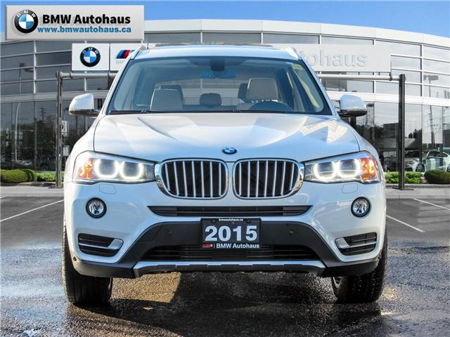 2015 BMW X3 xDrive28i (Stk: P8740) in Thornhill - Image 2 of 27