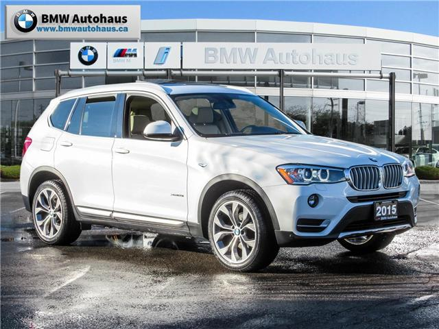 2015 BMW X3 xDrive28i (Stk: P8740) in Thornhill - Image 3 of 27