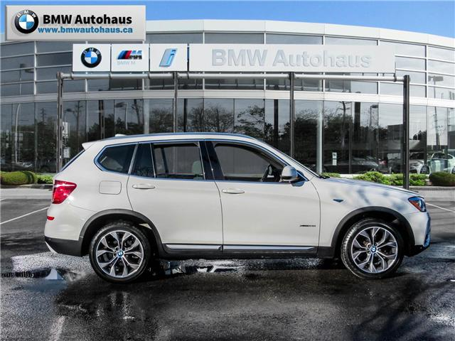 2015 BMW X3 xDrive28i (Stk: P8740) in Thornhill - Image 4 of 27