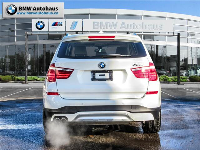 2015 BMW X3 xDrive28i (Stk: P8740) in Thornhill - Image 6 of 27