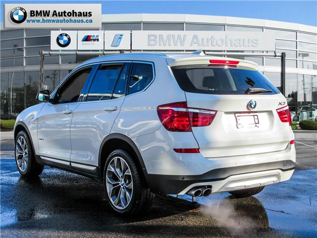2015 BMW X3 xDrive28i (Stk: P8740) in Thornhill - Image 7 of 27