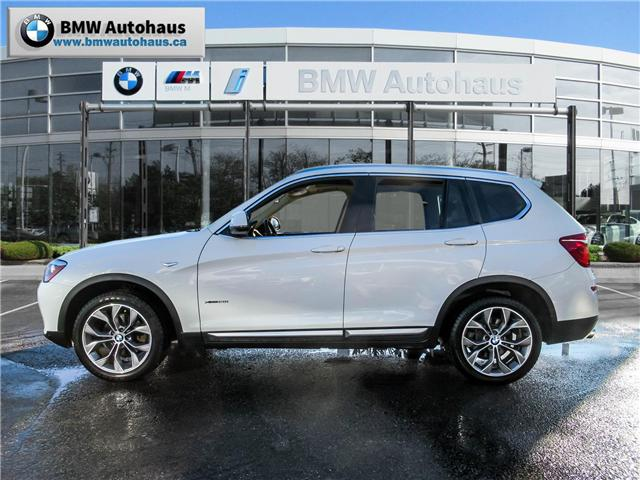 2015 BMW X3 xDrive28i (Stk: P8740) in Thornhill - Image 8 of 27