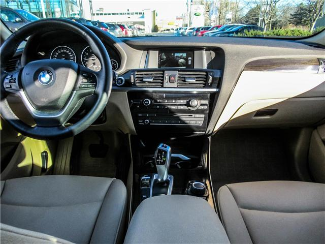2015 BMW X3 xDrive28i (Stk: P8740) in Thornhill - Image 12 of 27