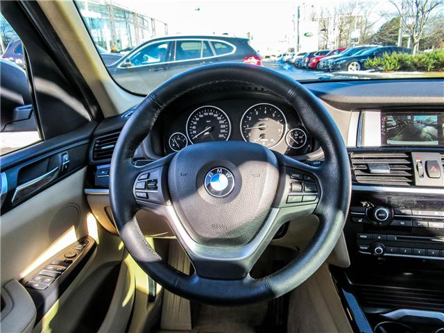 2015 BMW X3 xDrive28i (Stk: P8740) in Thornhill - Image 13 of 27