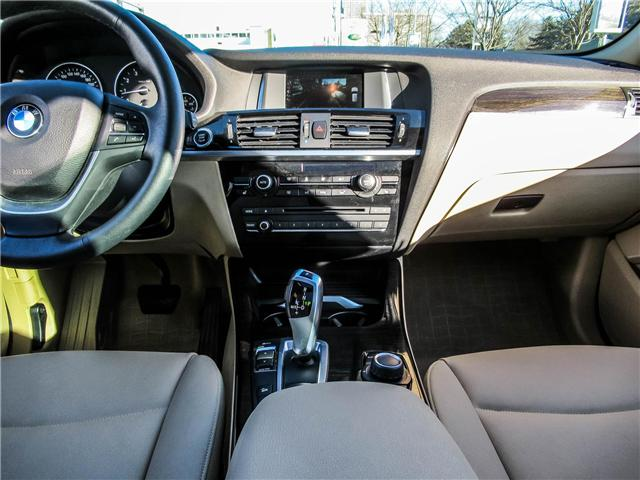 2015 BMW X3 xDrive28i (Stk: P8740) in Thornhill - Image 14 of 27