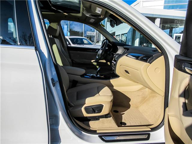 2015 BMW X3 xDrive28i (Stk: P8740) in Thornhill - Image 17 of 27