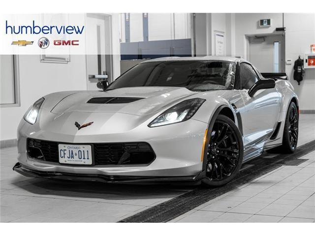 2019 Chevrolet Corvette Z06 (Stk: 19CV008) in Toronto - Image 1 of 20