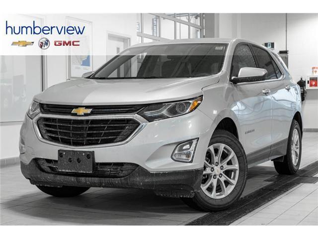 2019 Chevrolet Equinox 1LT (Stk: 19EQ156) in Toronto - Image 1 of 20