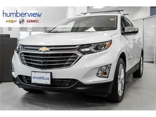 2019 Chevrolet Equinox Premier (Stk: 19EQ072) in Toronto - Image 1 of 19