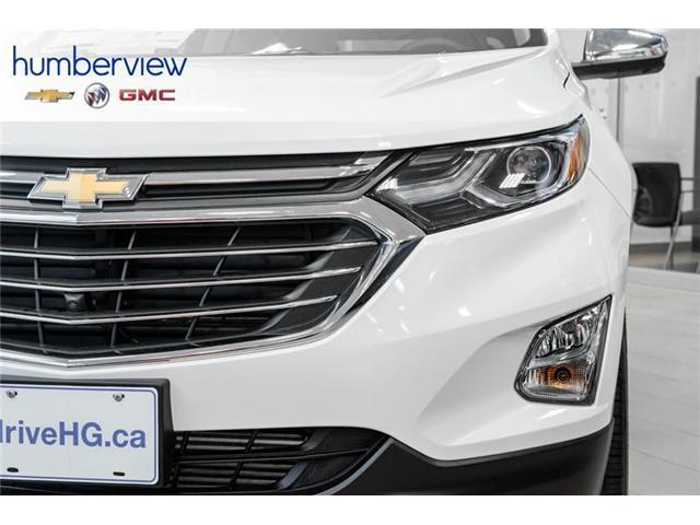 2019 Chevrolet Equinox Premier (Stk: 19EQ072) in Toronto - Image 2 of 19