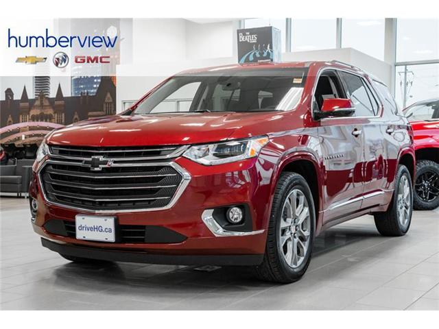 2019 Chevrolet Traverse Premier (Stk: 19TZ021) in Toronto - Image 1 of 20
