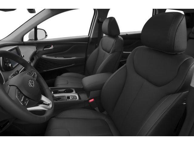 2019 Hyundai Santa Fe Luxury (Stk: 19SF033) in Mississauga - Image 6 of 9