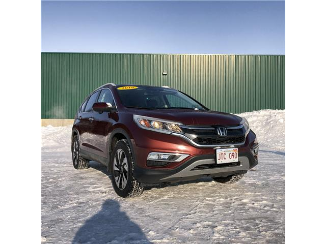 2016 Honda CR-V Touring (Stk: U01401) in Woodstock - Image 2 of 6