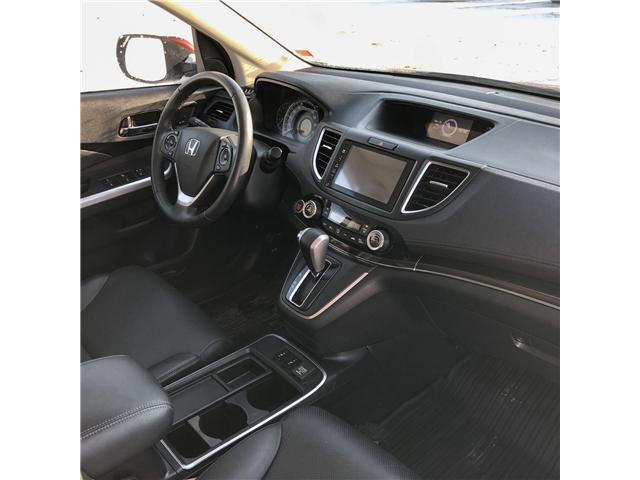 2016 Honda CR-V Touring (Stk: U01401) in Woodstock - Image 6 of 6